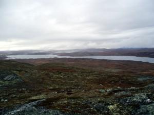 Hardangervidda_Langesjøen