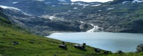 Hardangervidda – Tag 3: Marathonetappe nach Garen