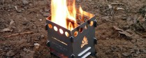 Minimalistisch: Der Hobokocher Bushbox im Test