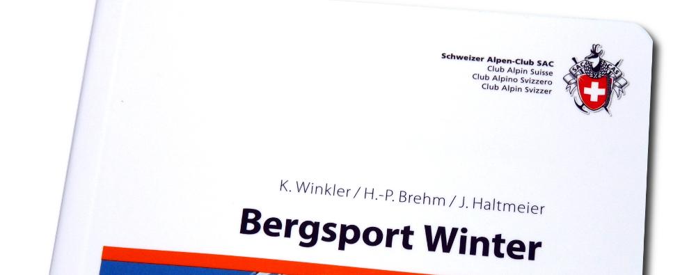 Buchvorstellung: SAC Bergsport Winter