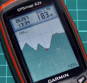Garmin_GPSMap62s_Hoehenmesser
