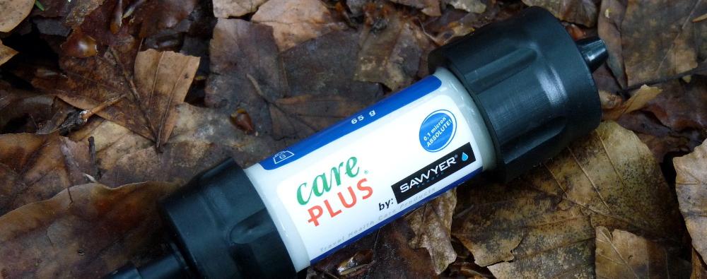 Saubere Sache: Wasserfilter von Care Plus