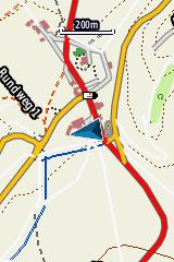 Verwendung_OSM_GPS-Geraet_Vektorkarte
