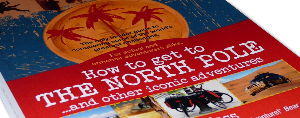 Buchvorstellung: How to get to the North Pole