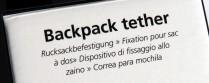 Endlich anhänglich: Garmin Backpack Tether