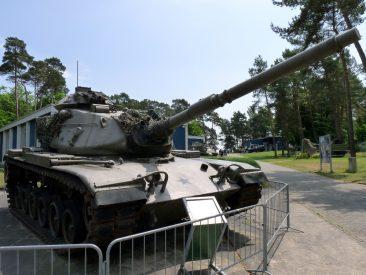 US-Kampfpanzer M60