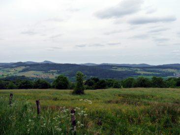 Blick zurück ins Ulstertal
