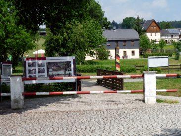 Brücke über den ehem. Grenzfluss Tannbach