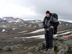 Damals noch ziemlich überladen auf Island 2012