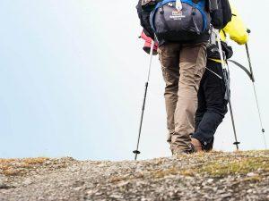 Auf Tour unverzichtbar: Der Rucksack