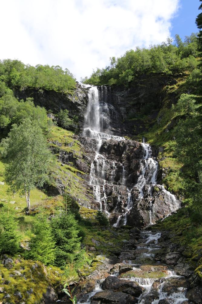 Wasserfälle überall... 📢