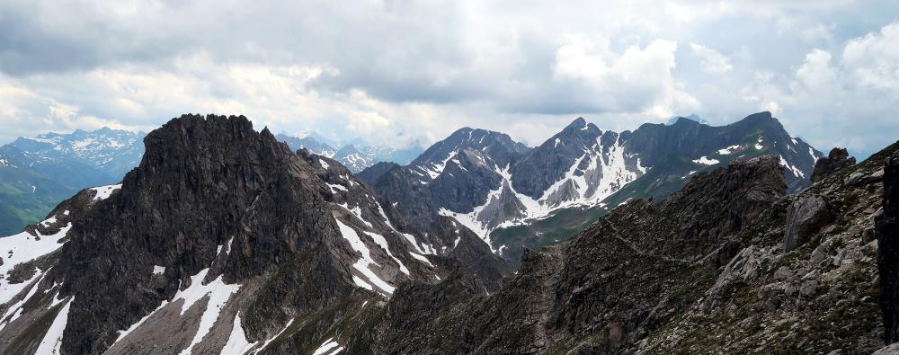 Klettern & Wandern im Allgäu im Juni 2017