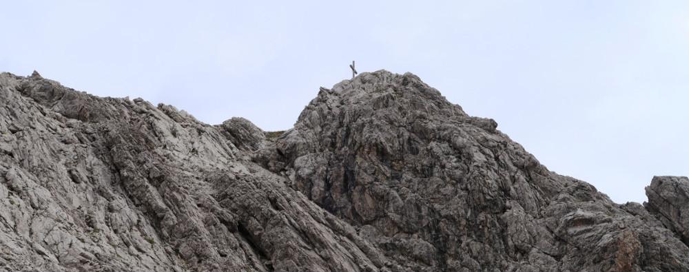 Schon länger auf der Liste: Die Besteigung des Großen Widderstein