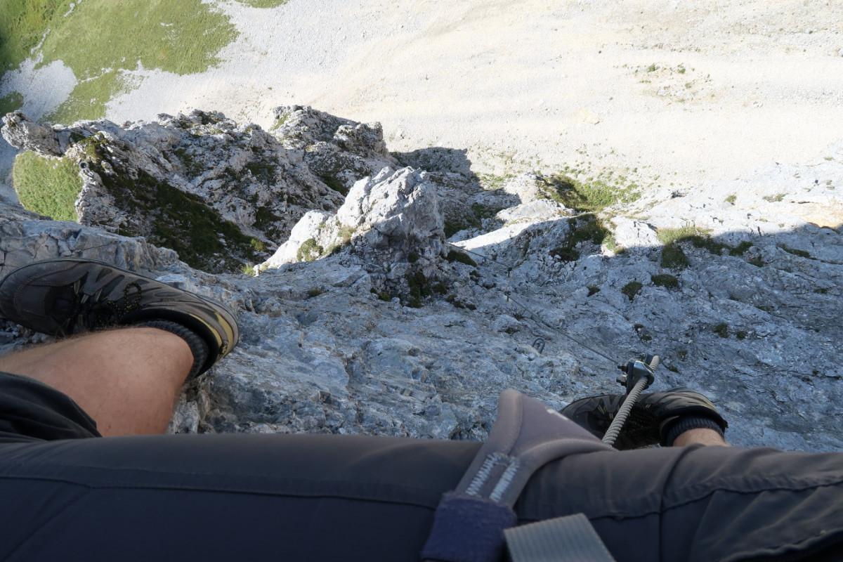 Klettersteig Köllenspitze : Via ferrata auf die köllenspitze tour