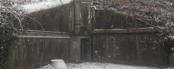 Unterwegs im Untergrund: Ehemaliger NATO Bunker Kindsbach