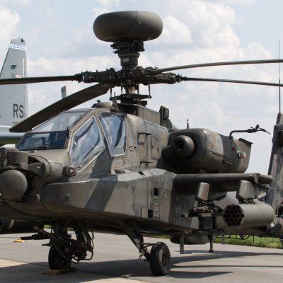 Alter Hase: AH-64 Longbow