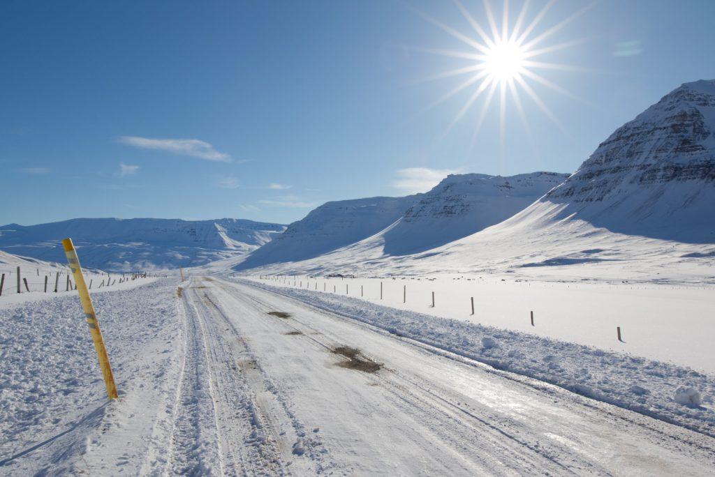 Fahren auf Island ist anders
