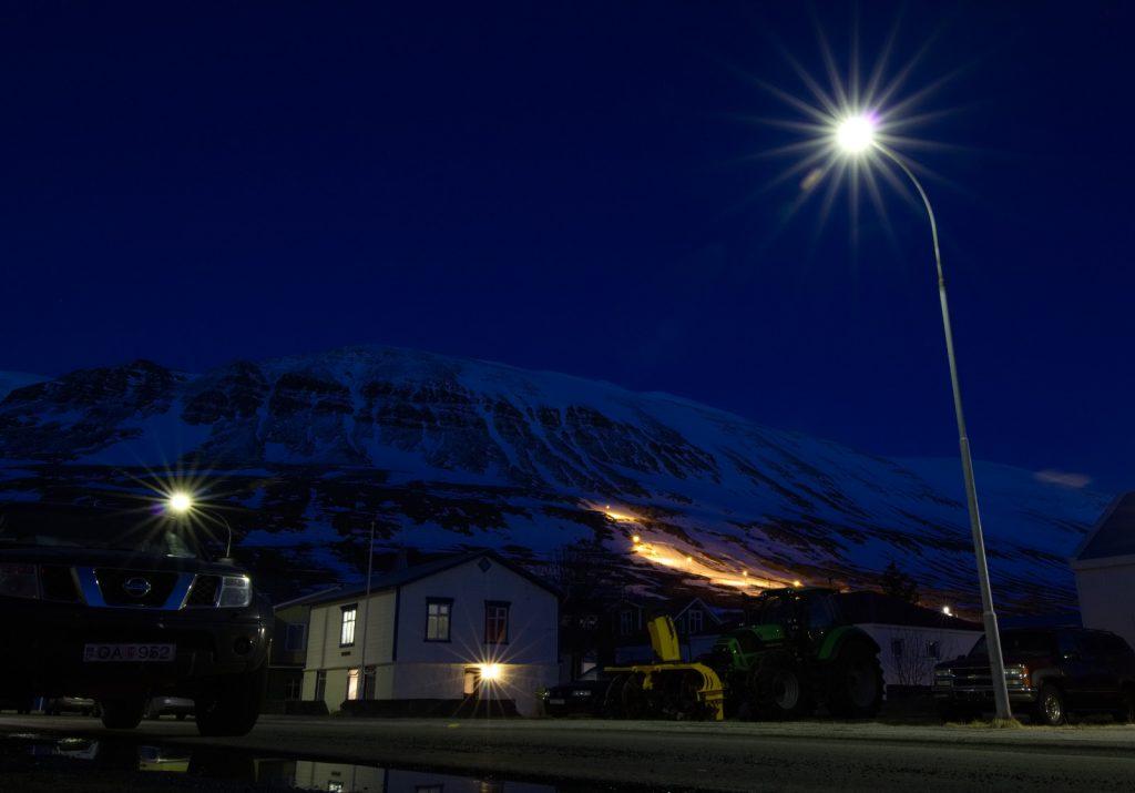 In Ólafsfjörður findet sich bestimmt eine Bleibe