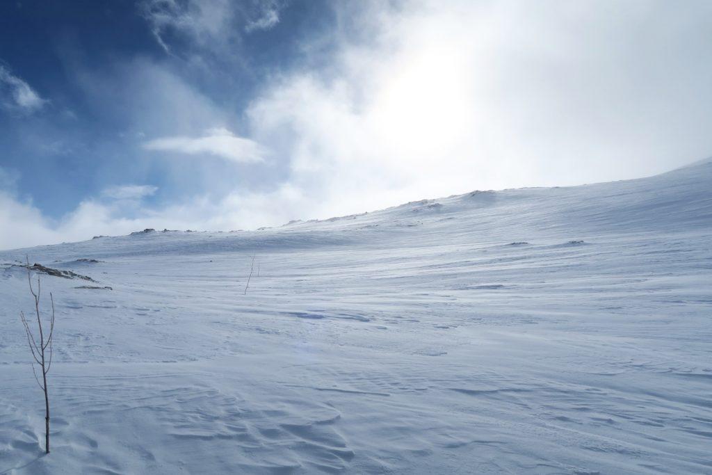 Hinauf! Hinauf auf den Hardangerjøkulen!