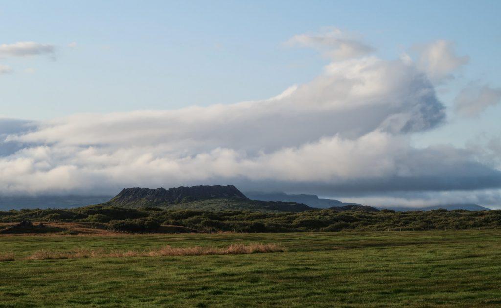 Vulkankrater Eldborg